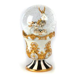 image-MacKenzie-Childs - Golden Hour Deer Snow Globe