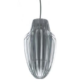 image-Agave Pendant - Oval shape by Luceplan Transparent
