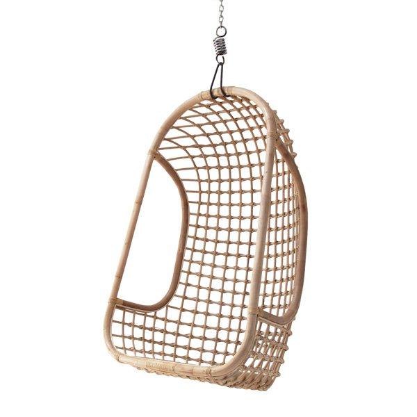 image-Cromer Indoor Hanging Chair Natural