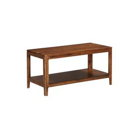 image-Sylvia Coffee Table Brambly Cottage Colour: Acacia