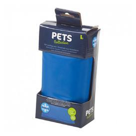 image-Pet Dog Cooling Mat Blue Symple Stuff Size: 30cm W x 40cm D x 2cm H