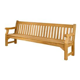 image-Alexander Rose Garden Furniture Roble Park Bench 8ft