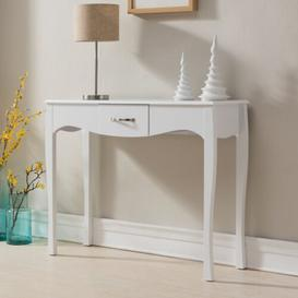 image-Luarca double dressing table white Selsey Living