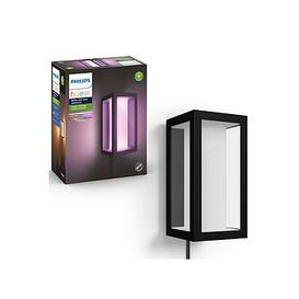 image-Philips Hue Impress White &Amp Colour Ambiance Smart Outdoor Wall Light Extension