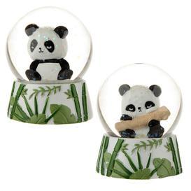 image-Novelty Panda Snow Globe (1 Random Supplied)