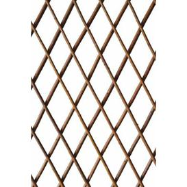 image-Willow Expandable Garden Trellis Plant Support 6 x 2 Foot