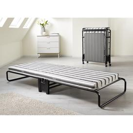 image-Jay-Be Advance Folding Bed With Airflow Mattress - Single