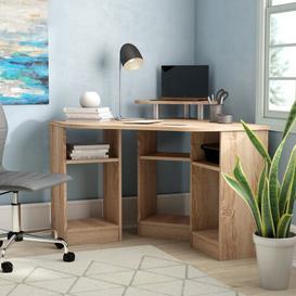 image-Corner Desk Mercury Row