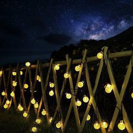 image-Haydon Solar LED Light Chain Symple Stuff Size: 5m