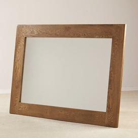 image-Rayleigh Rectangular Wall Mirror Gracie Oaks Size: 90 cm H x 130 cm W