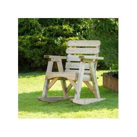 image-Abbey Garden Rocking Chair