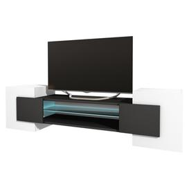 "image-Gaelin Entertainment Unit for TVs up to 40"" Selsey Living Colour: White/Black"