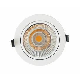 "image-Lasker 4"" LED Recessed Lighting Kit Symple Stuff"