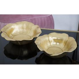 image-Whipe 2 Piece Decorative Bowl Set Bloomsbury Market