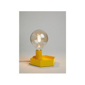 image-House by John Lewis Hex Bulbholder Table Lamp