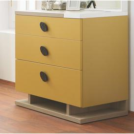 image-New Land 3 Drawer Chest of Drawers Just Kids