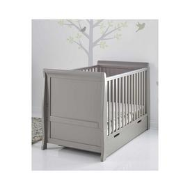 image-Obaby Stamford Classic Cot Bed