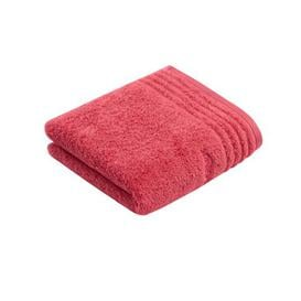 image-Vienna Style Supersoft Guest Towel (Set of 2) Vossen Colour: Coral