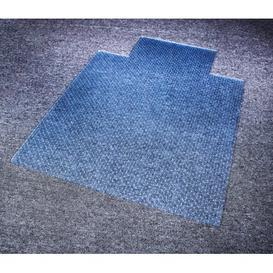 image-Multi-Pile Carpet Straight Chair Mat Symple Stuff Size: 120cm x 90cm