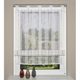 image-Roman Blinds Brambly Cottage Size: 140cm W x 140cm L, Colour: Copper