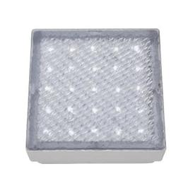 image-Recessed Square Walkover Light With White LED