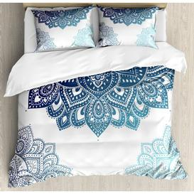 image-Northallert TC 350 Duvet Cover Set Bloomsbury Market Size: Double - 2 Standard Pillowcases
