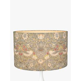 image-Morris & Co. Strawberry Thief Lampshade