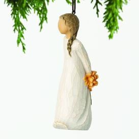 image-For You Hanging Figurine Ornament Willow Tree