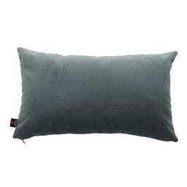 image-Alvaro Lumbar Cushion with Filling Ebern Designs Colour: Grey