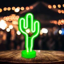 image-Earlene Neon Night Light Latitude Run