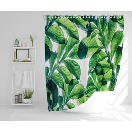 image-Livilla Polyester Shower Curtain Set Bay Isle Home
