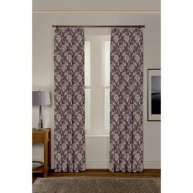 image-Charley Chenille Pencil Pleat Curtains