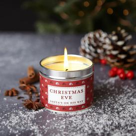 image-Christmas Eve Scented Jar Candle The Country Candle Company