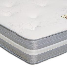image-Nardi Knight Flex Pocket Sprung Mattress Symple Stuff Size: Single (3')