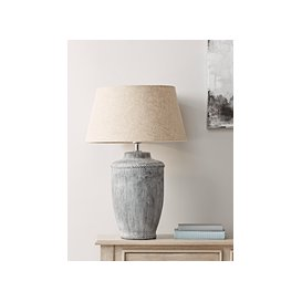 image-Urn Table Lamp