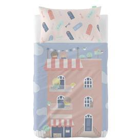 image-Zavala Crib Bedding Set Isabelle & Max Size: 120cm W x 180cm L