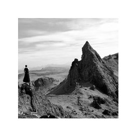 image-Limited Edition Print - Sasanka and The Storr (size: 450x450mm)