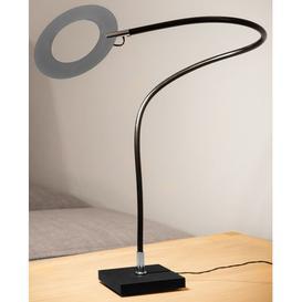 image-Mini Giulietta LED Table lamp by Catellani & Smith Glossy metal
