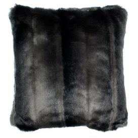 image-Cushion Cover Madura Size: 60cm H x 60cm W x 1cm D, Colour: Dark Grey