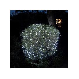 image-50, 100, 200, 300, 400, 500, 600 Fit & Forget Battery Operated White Multi Function String Lights [500]