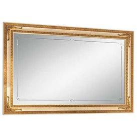 image-Arredoclassic Leonardo Rectangular Small Mirror