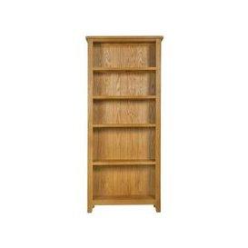 image-Kansas Oak Bookcase 170cm