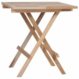 image-Attalla Folding Teak Bistro Table Sol 72 Outdoor