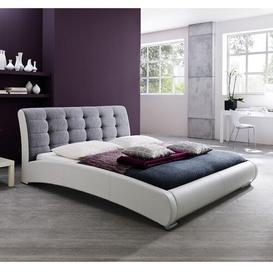 image-Maxon Upholstered Platform Bed Brayden Studio Size: Super King (6')