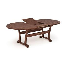 image-Alezae Extendable Wooden Dining Table Sol 72 Outdoor