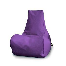 image-New Gamer Bean Bag Chair Brayden Studio Upholstery Colour: Purple
