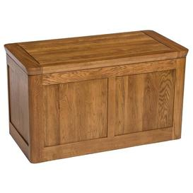 image-Demoss Blanket Box/Toy Storage Unit Union Rustic
