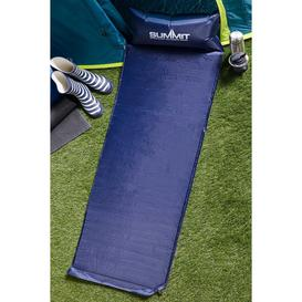 image-Summit Self-Inflating Camp Mat with Pillow