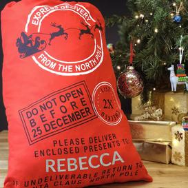 image-Express Delivery Christmas Sack
