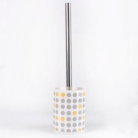 image-Elements Dots Toilet Brush White